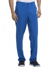 "Pantalon Médical Homme, Dickies, ""EDS Essentials"" (DK015) bleu royal face"