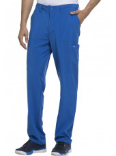 "Pantalon Médical Homme, Dickies, ""EDS Essentials"" (DK015) bleu royal droit"