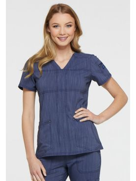 "Women's Medical Blouse, Dickies, ""Dickies Advance"" (DK690)"