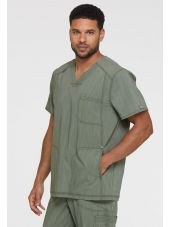 """Tunique médicale homme, Dickies, """"Dickies Advanced"""" (DK690)"""