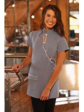 Blouse médicale femme zippée, Les Screts du Style (304)