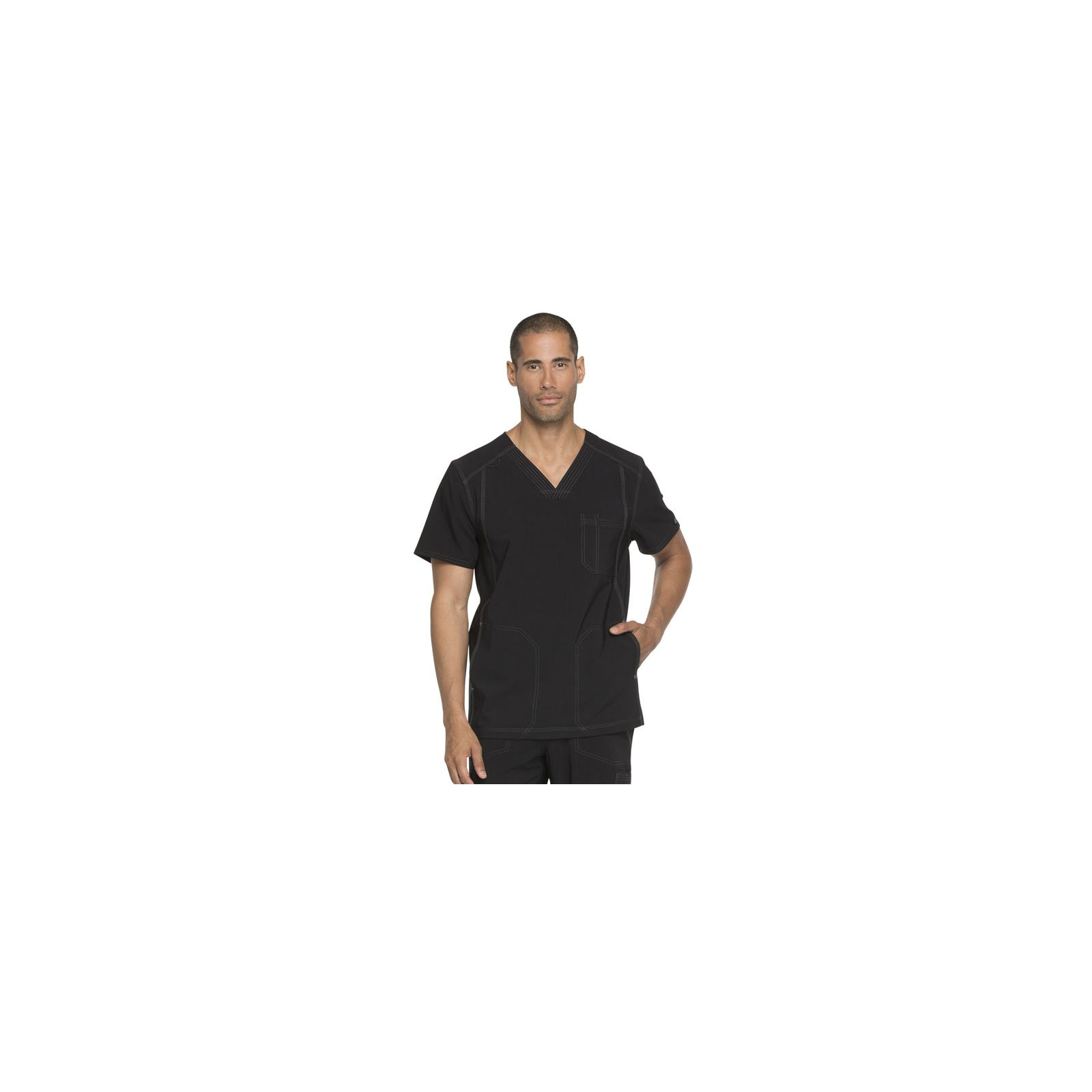 "Tunique médicale homme uni, Dickies, ""Dickies Advance"" (DK750)"
